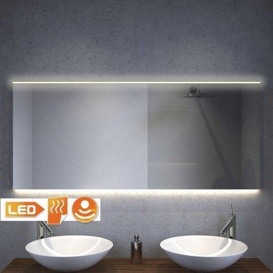 New bol.com | Populair model badkamer spiegel met warm witte @YY09