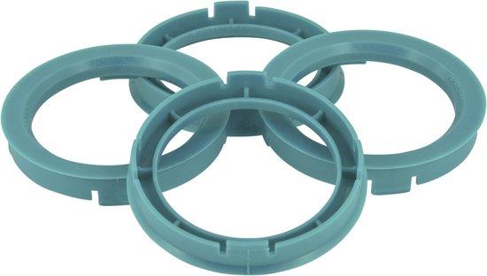 Set Tpi Centreerringen 633 601mm Process Blauw