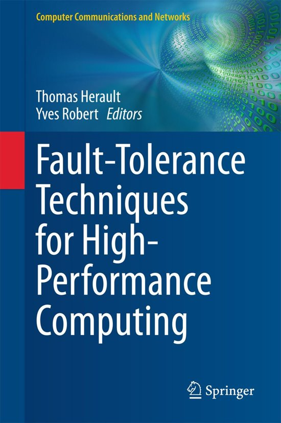 Fault-Tolerance Techniques for High-Performance Computing