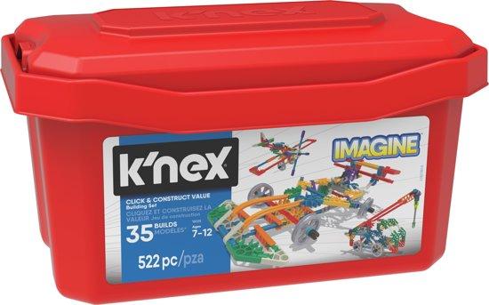 K'NEX 522 Onderdelen - Bouwset
