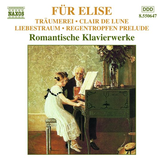 Fur Elise - Best of Romantic Piano Music