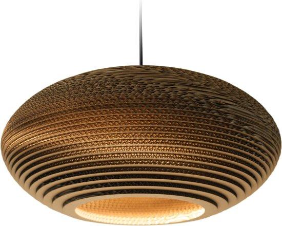 Graypants Disc 20 - Hanglamp - Bruin