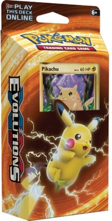 Afbeelding van het spel Pokemon thema deck XY12 Evolutions
