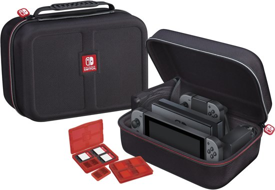Official Licensed Deluxe Opbergtas - Switch