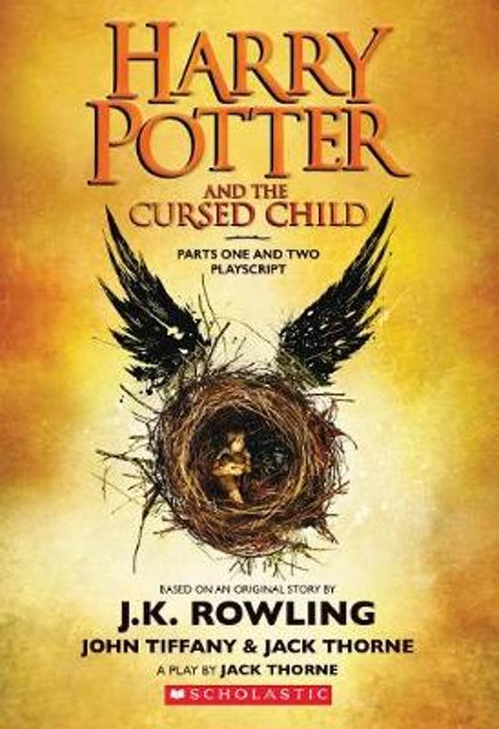 Boek cover Harry Potter - Harry Potter and the Cursed Child - Parts One and Two van J.K. Rowling (Paperback)