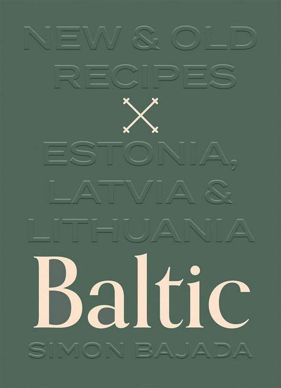 Boek cover Baltic van Simon Bajada (Hardcover)