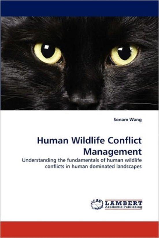 human wildlife conflict