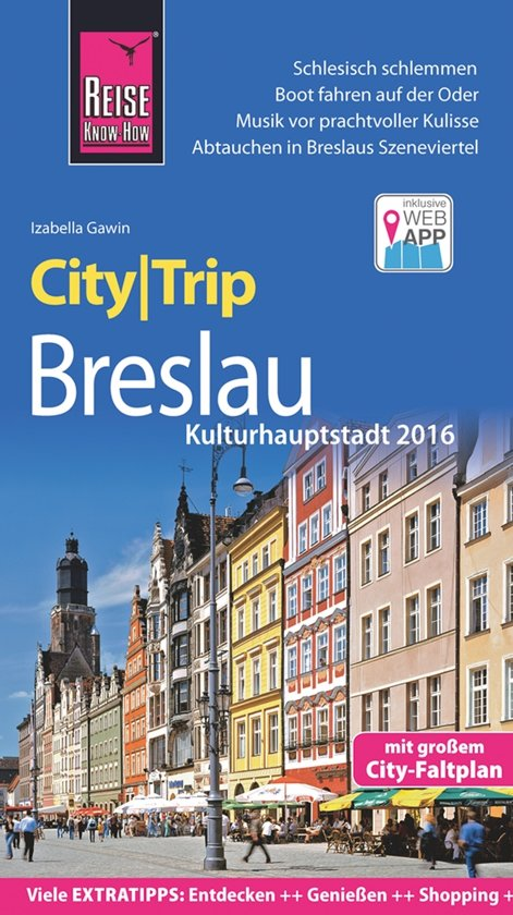 CityTrip Breslau 5.A 2018