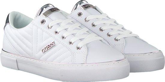 Guess Dames Sneakers Groovie Wit Maat 37