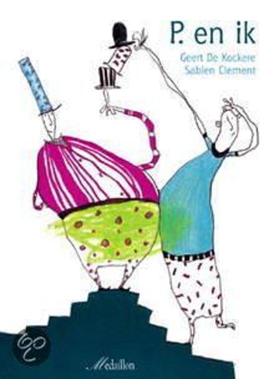 Cover van het boek 'P. en ik' van G. de Kockere