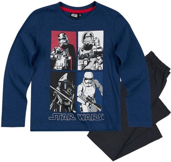 Star-Wars-Pyjama-blauw-maat-134