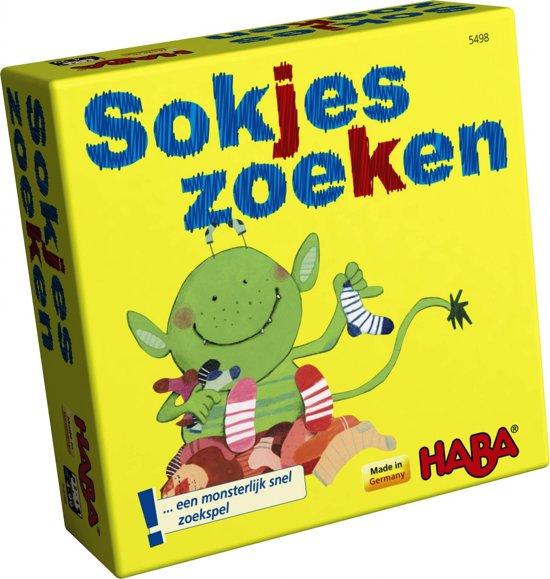 Afbeelding van het spel Supermini Spel - Sokjes zoeken (Nederlands) = Duits 4917 - Frans 5481