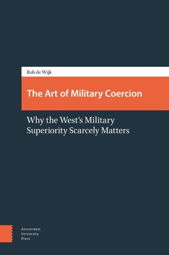 The art of military coercion