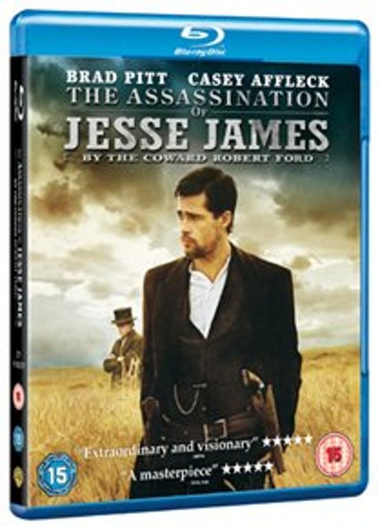 Cover van de film 'Assassination Of  Jesse James By The Coward Robert Ford'