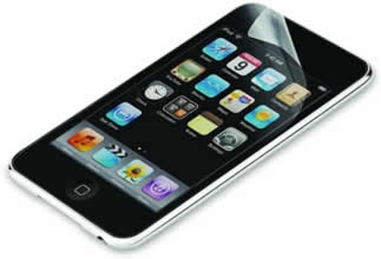 Belkin F8Z685cw - Displaybeschermfolie voor iPod Touch 4 - Transparant