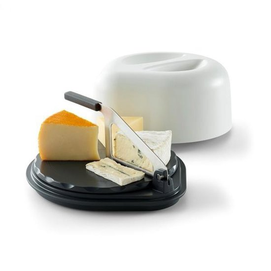 Nuance kaassnijder Cheese 18 cm wit