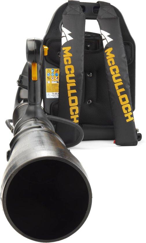 McCulloch GB 355 PB benzine bladblazer