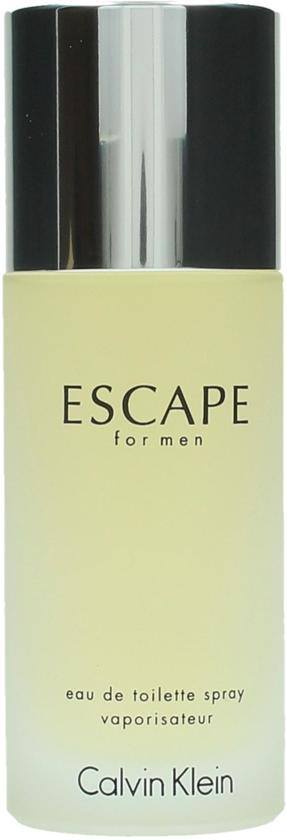 Calvin Klein Escape 100 ml - Eau de toilette - for Men