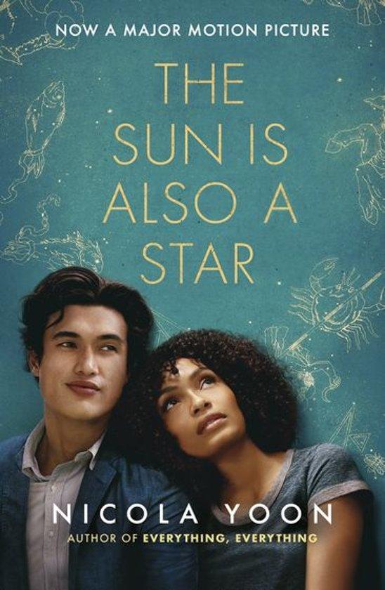 Boek cover The Sun is also a Star van Nicola Yoon (Onbekend)