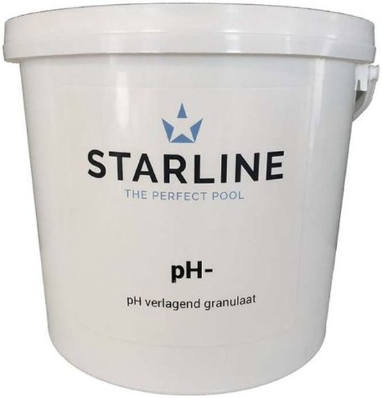 Starline pH- of pH minus, 15 kg