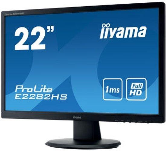 iiyama ProLite E2282HS Led-monitor