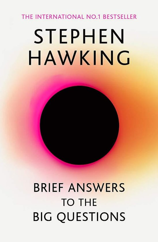 Boek cover Brief Answers to the Big Questions van Stephen Hawking (Paperback)