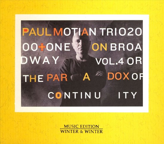 On Broadway Vol.4 -Para Paradox Of Continuity