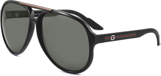 37c73ffe5fecc6 Gucci GG 1627 S D28 R6 - Zonnebril - Zwart