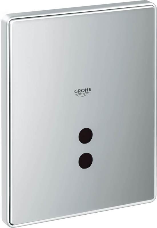 Grohe Tectron Skate urinoir infraroodbediening 230V netvoeding chroom