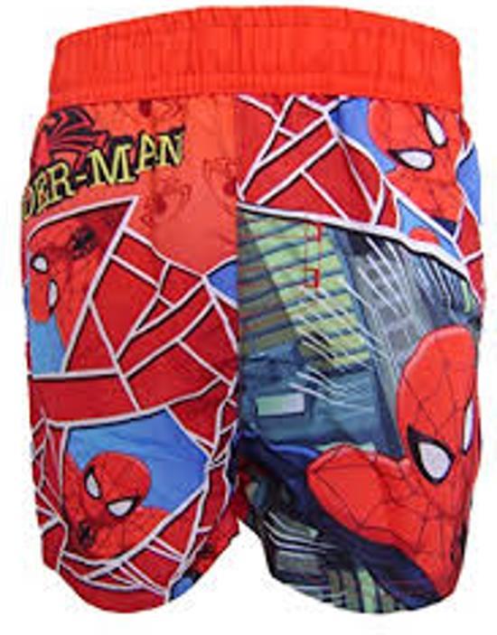 Spiderman Zwembroek.Bol Com Spiderman Zwembroek Spider Man Zwemshort Maat 98 Rood