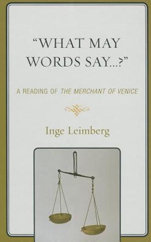 Bol What May Words Say Inge Leimberg