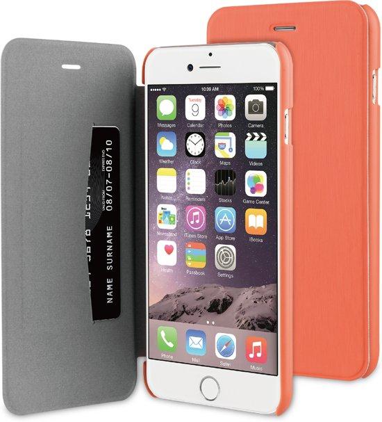 BeHello iPhone 6 Plus/6S Plus Book Case Rood
