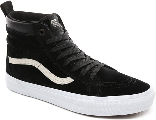 Maat Hi Dames 40 Zwart Mte Vans Sneakers Sk8 5 pwqvYYU