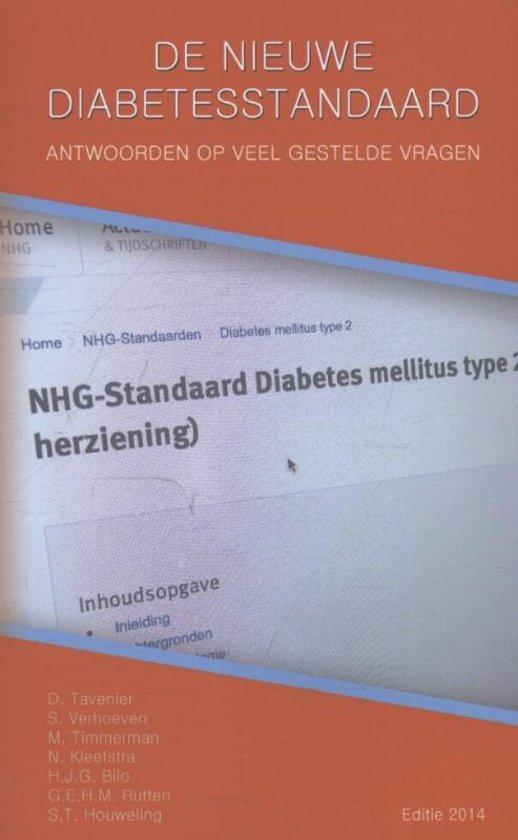 De nieuwe diabetesstandaard