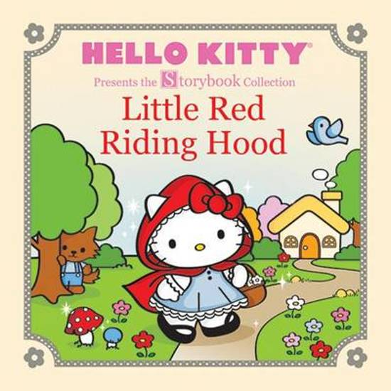 Boek cover Hello Kitty Presents the Storybook Collection van Sanrio (Hardcover)