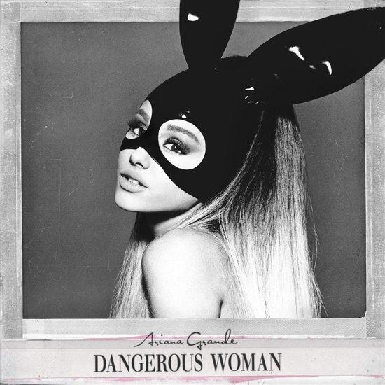 CD cover van Dangerous Woman (Deluxe editie) van Ariana Grande
