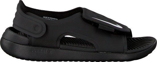 afca2586e34 bol.com   Nike Sunray Adjust 5 (Gs/Ps) Sneakers Kinderen - Zwart ...