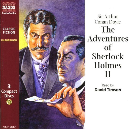 The Adventures of Sherlock Holmes Volume II