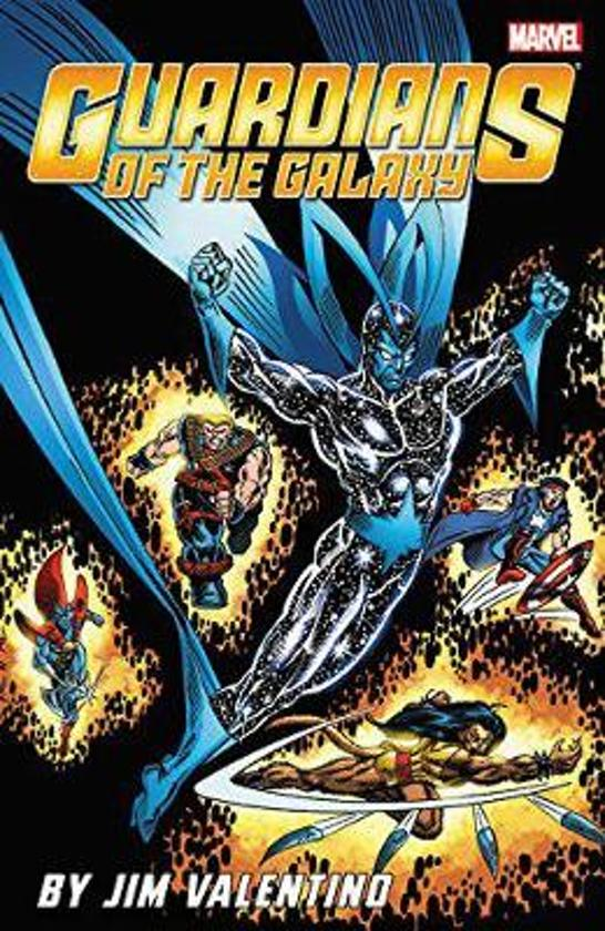 Guardians Of The Galaxy By Jim Valentino Volume 3
