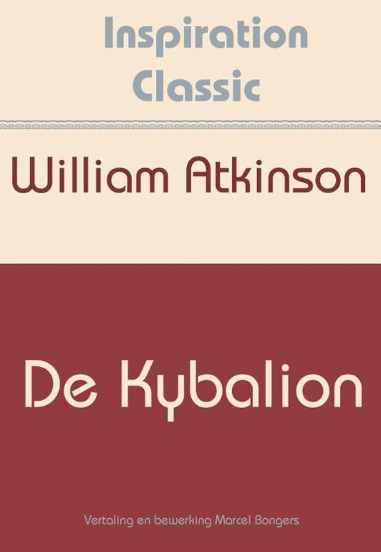 Inspiration Classic 14 - De Kybalion