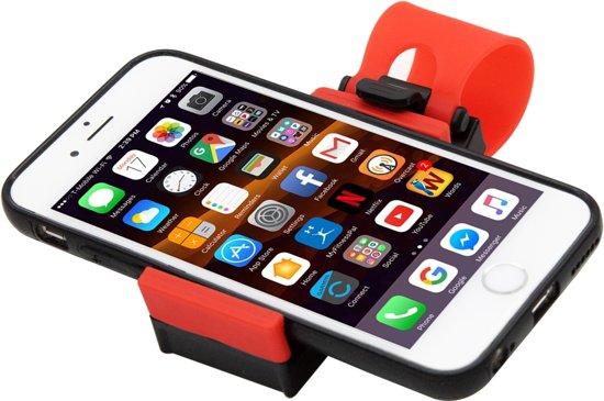 MMOBIEL Universele mobiele telefoon auto houder voor aan het stuur.