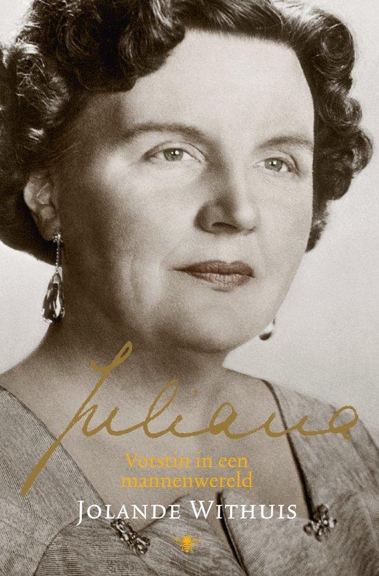 Boek cover Juliana van Jolande Withuis (Onbekend)