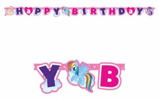 Bol Com My Little Pony Verjaardag Wenslijn My Little Pony Speelgoed