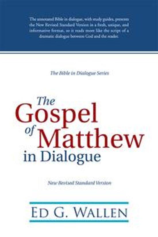 The Gospel of Matthew in Dialogue
