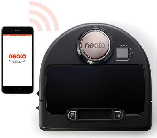 Neato Botvac Connected - Robotstofzuiger