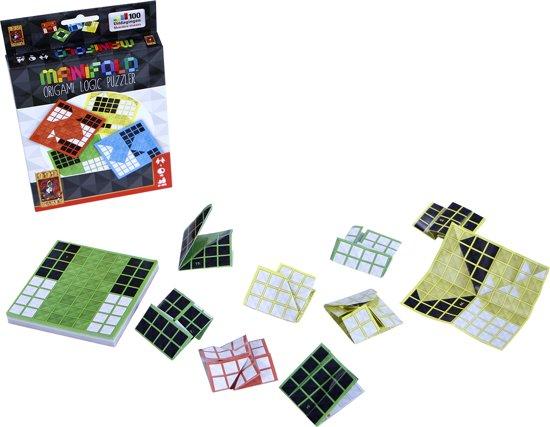 Thumbnail van een extra afbeelding van het spel Manifold Breinbreker