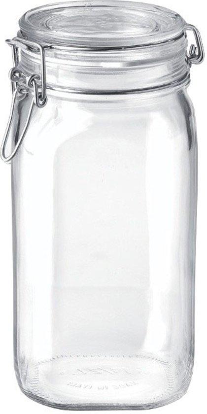 Bormioli Fido Bokaal - 1,5 liter - Set-6 Valentinaa