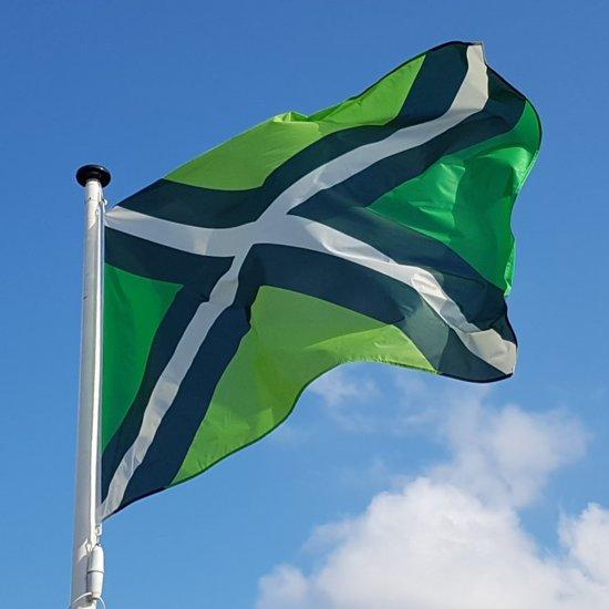 Vlag Achterhoek 100x150 cm Achterhoekse vlag