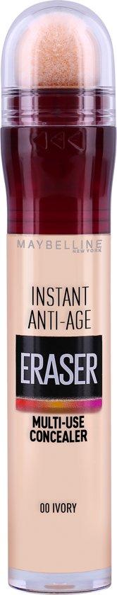 Maybelline Instant Anti Age Eraser Concealer - 00 Ivory - 6,8 ml