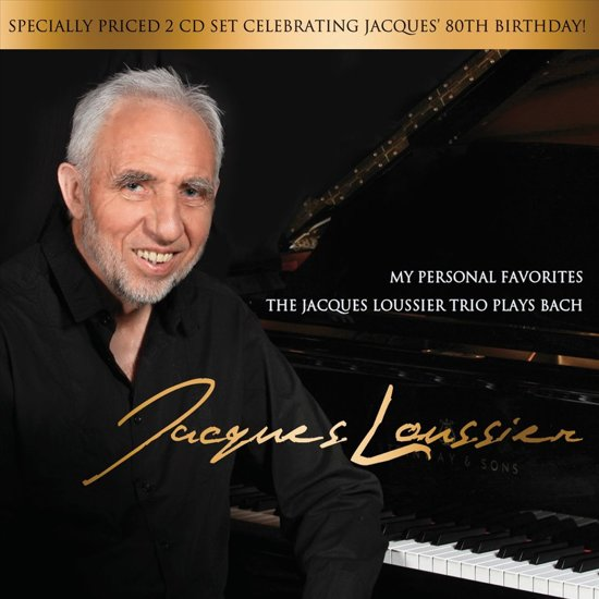 My Personal Favorites: The Jacques Loussier Trio P